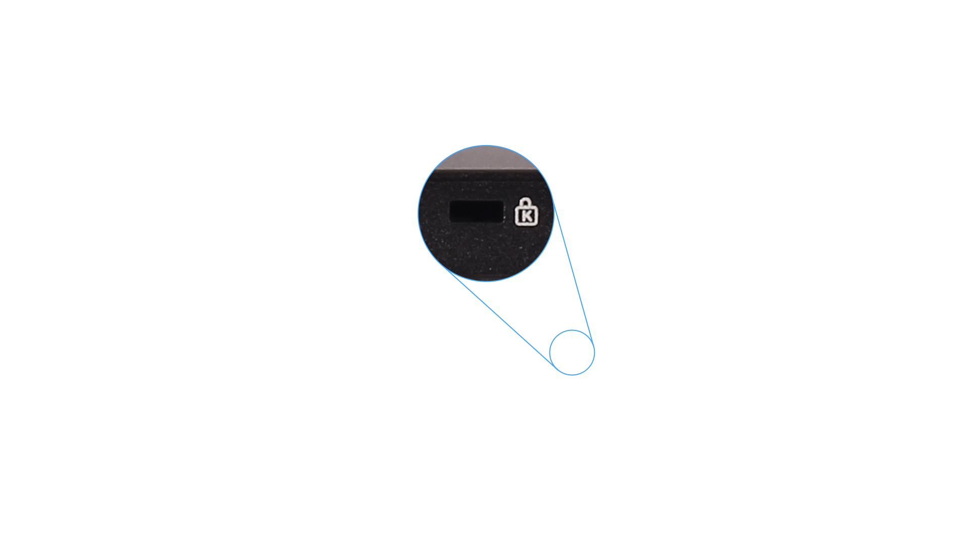 قفل ضد سرقت مینی پی سی